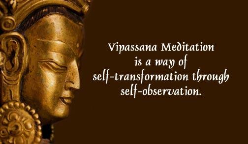 Quelle-est votre pratique de méditation préférée ? Vipassana1